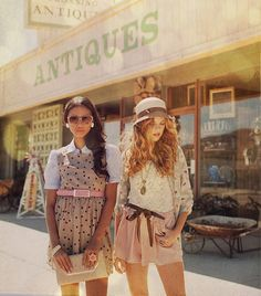 antique stores, summer outfits, vintage outfits