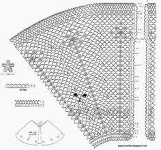 Stylish Easy Crochet: Crochet Cape for Ladies