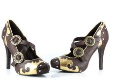shoes, shop, steampunk fashion, danc shoe, high heel, steam punk, adult shoe, steampunk shoe, steampunk adult