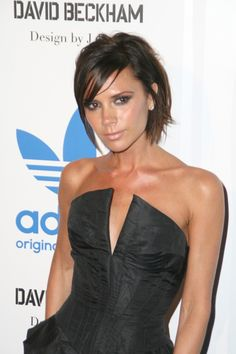 Top 10 Short Celebrity Hairstyles of 2009 short hair, sassi hairstyl, short sassi, celebrity hairstyles, victoria beckham, shorts, girl hairstyles, beckham short, hair style