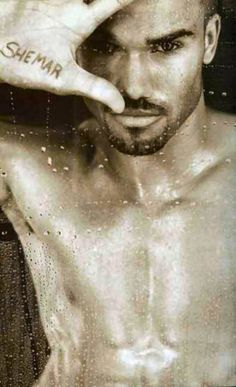 Shemar Moore - a.k.a  The Love of My Life  lol