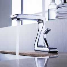 Sprinkle by Lightinthebox - Solid Brass Bathroom Sink Faucet Chrome Finish