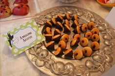 Awesome Acorns for Fairy Party