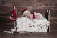 I know a little angel baby who would look wonderful like this!!