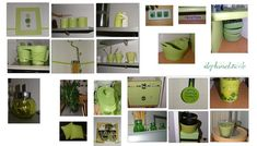 some green in your kitchen