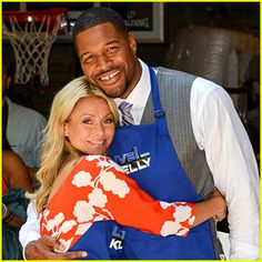 Congratulations to Michael Strahan!