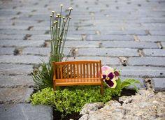 London pothole gardener Pete Dungey via @TreeHugger