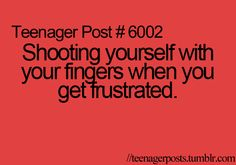 HAHA i do this all the time.