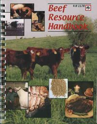 Beef Resource Handbook - Ohio State University