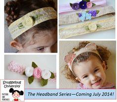 Tutorial. The Headband Series!