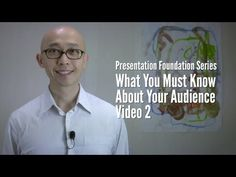 What You Must Know About Your Audience Video 2: Why should they care?