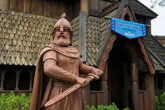 'Frozen'-Inspired 'Norsk Kultur' Gallery Opens at Epcot