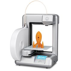 The Desktop 3D Printer - Hammacher Schlemmer Price - geek, product, desktop 3d, 3d printer, stuff, desktops, gadget, hammach schlemmer, technolog