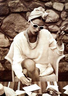 vintage sunglasses a