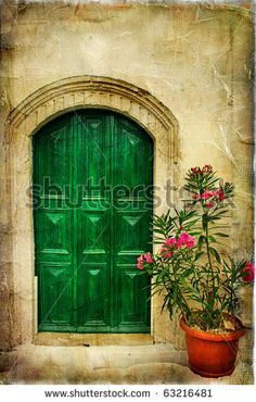 doors of greece - Google Search