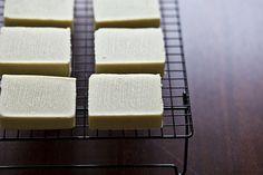 Homemade bar soap!