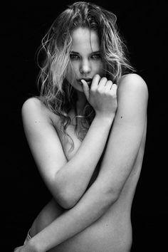 Portrait   Victoria Germyn by Jesse Laitinen