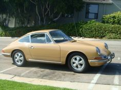 This 911S is said to be one of the earliest-built S models, being constructed in August of 1966 for the '67 model year. The car has traveled significantly, having been in Florida, California, England, Germany, and now back in California. Prices on these have run away from us, but they are a treat to look at. Find it here on eBay in Costa Mesa, California.