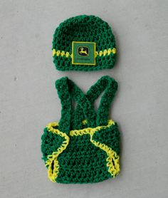 Deere Infant Hat Crochet Pattern : Hmmm... Can I crochet that?! on Pinterest Crochet Photo ...