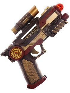 Steampunk Space Gun