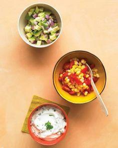 Corn-and-Tomato Salsa Recipe