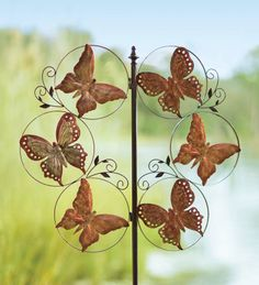 #Butterflies Metal #Wind #Spinner - now $59.99 was $89.95 (deal ends 6-16-14)
