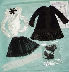 "ELLOWYNE "" SERIOUSLY DRESSED "" OUTFIT ONLY~~ ~NEW ~"