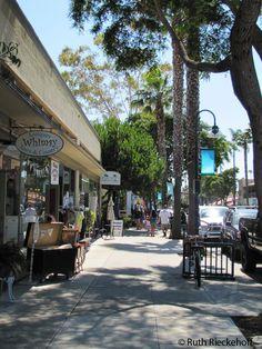 Linden Avenue / Carpinteria, California