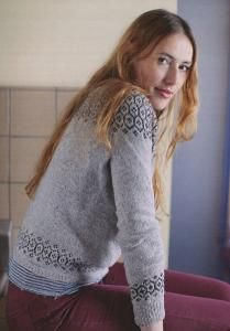 Cute sweater (knitting pattern)