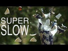 super slow video -  breaking things