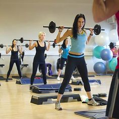 Lift Weights for a Faster Metabolism #fitness | health.com