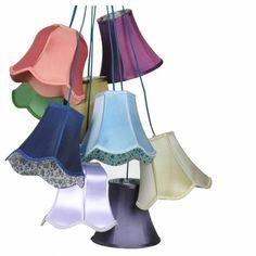 Zuiver Hanglamp Granny, multicolor