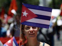 Bandera #Cuba