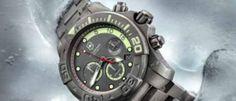 Victorinox Dive Master 500 Una serie limitada y numerada con caja de titanio de 43 mm y una fiabilidad probada por especialistas en buceo.