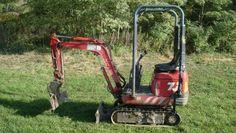 2004 IHI 7J Mini Hydraulic Excavator for sale