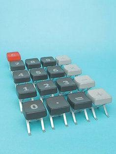 Calculator Stools.