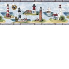 Lighthouses of America Border
