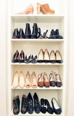Shoes on shoes on shoes. www.thecoveteur.com/byrdie_bell_x_max_mara