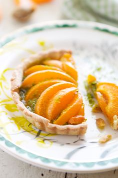 la tartine gourmande - food & drink - food - dessert - apricot tart