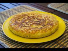 La Autentica Tortilla de Patatas Española