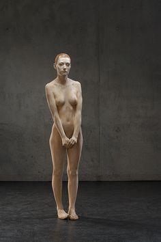 The amazing wood sculptures of Bruno Walpoth