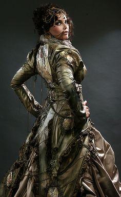 Skin.Graft.Designs  #fashion #steampunk  #provestra