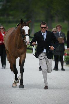 Boyd Martin and Otis Barbotiere - Rolex 2012