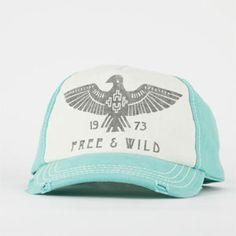 BILLABONG Runner Up Womens Snapback Hat
