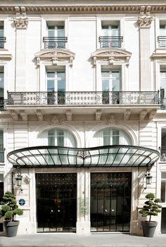 La Maison des Centraliens, Paris hotel decorated by Maison Martin Margiela