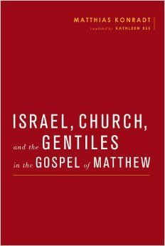 Israel, Church and the Gentiles in the Gospel of Matthew- Dr. Wayne Coppins (AB '98), UGA religion professor