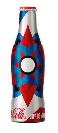 Coca-Cola World Cup Bottle
