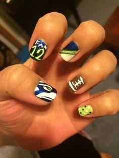 Seahawks nail