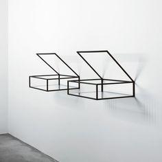 Minimalist Book Shelves