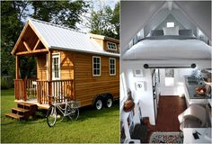 camper, trailer, bus, wheel, mobile homes, tiny houses, log cabins, timber frames, small houses